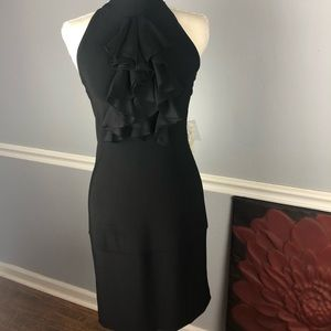 Beautiful Black Designer Dress